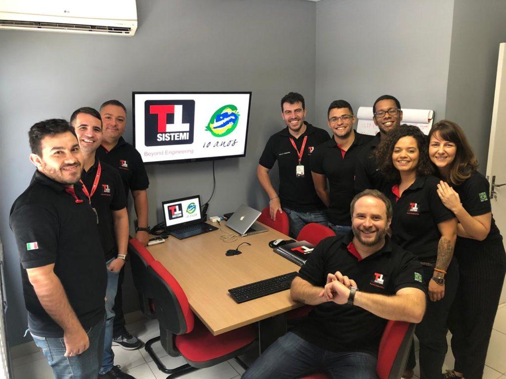 Team T&T Brazil